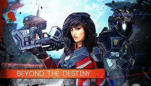 Beyond the Destiny cover