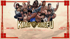 Kings of Kung Fu cover