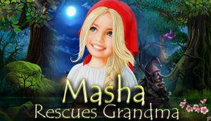 Masha Rescues Grandma cover