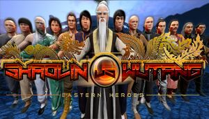 Shaolin vs Wutang cover