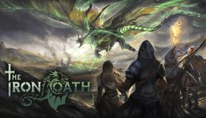 The Iron Oath cover