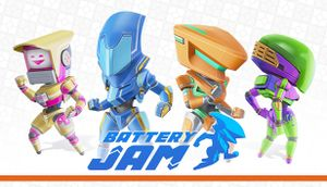 Battery Jam cover