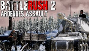BattleRush: Ardennes Assault cover