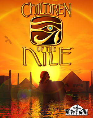 Children of the Nile cover