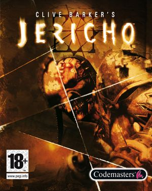 Clive Barker's Jericho cover