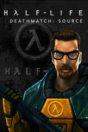 Half-Life Deathmatch: Source cover