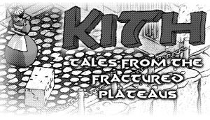 Kith - Tales from the Fractured Plateaus cover