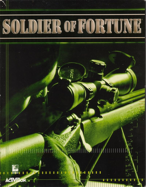 Soldier of Fortune cover