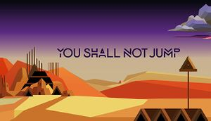 You Shall Not Jump: PC Master Race Edition cover