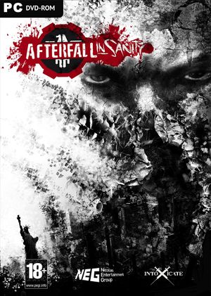 Afterfall: InSanity cover
