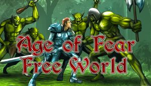 Age of Fear: The Free World cover
