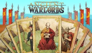 Ancient Warlords: Aequilibrium cover