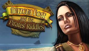 Arizona Rose and the Pirates' Riddles cover