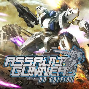 Assault Gunners HD Edition cover
