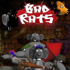 Bad Rats: The Rats' Revenge cover
