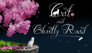 Cat and Ghostly Road cover