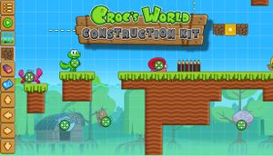 Croc's World Construction Kit cover