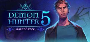 Demon Hunter 5: Ascendance cover