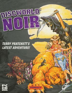 Discworld Noir cover
