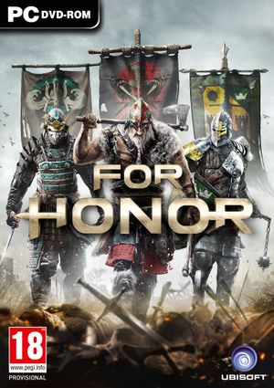 For Honor cover