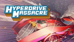 Hyperdrive Massacre cover