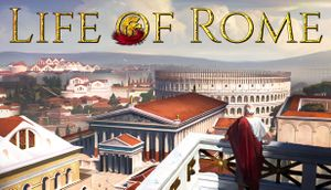Life of Rome cover