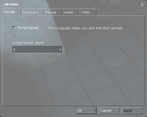 Portal - PCGamingWiki PCGW - bugs, fixes, crashes, mods