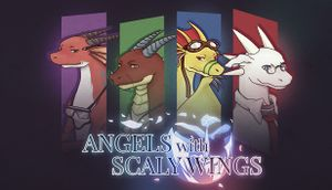 Angels with Scaly Wings cover