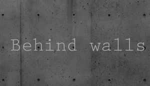 Behind Walls cover