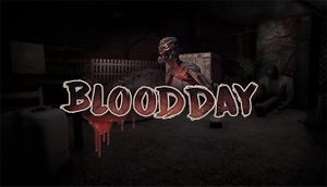 Blood Day cover
