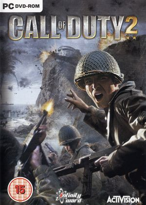 Call of Duty 2 - PCGamingWiki PCGW - bugs, fixes, crashes