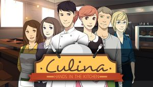 Culina: Hands in the Kitchen cover