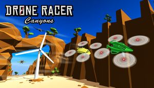 Drone Racer: Canyons cover