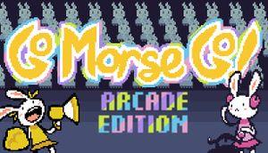 Go Morse Go! Arcade Edition cover