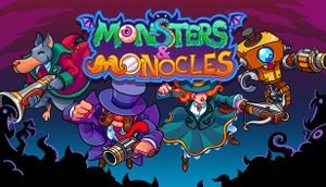 Monsters and Monocles cover