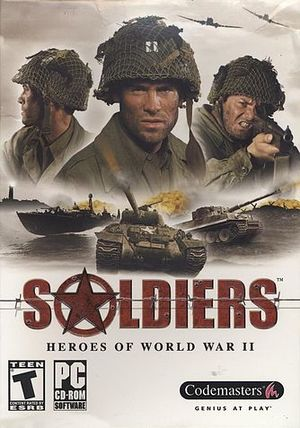 Soldiers: Heroes of World War II cover