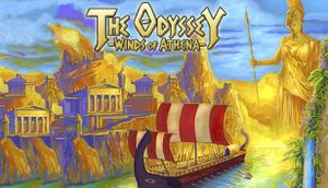 God Game: The Odyssey - Winds of Athena cover