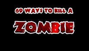 69 Ways to Kill a Zombie cover