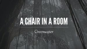 A Chair in a Room: Greenwater cover