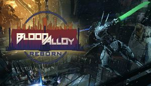 Blood Alloy: Reborn cover