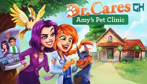Dr. Cares - Amy's Pet Clinic cover