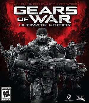 Gears of War: Ultimate Edition cover
