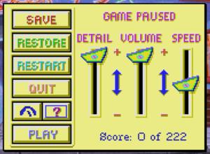 General options (VGA remake)