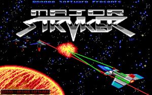Major Stryker cover