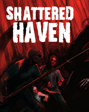 Shattered Haven cover
