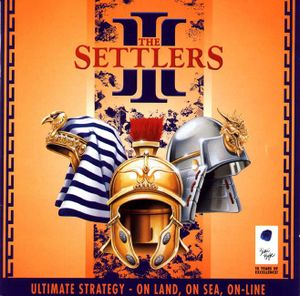 The Settlers III cover