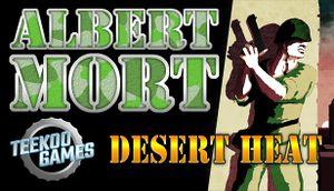 Albert Mort - Desert Heat cover