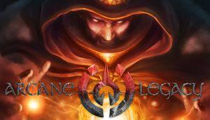 Arcane Legacy cover