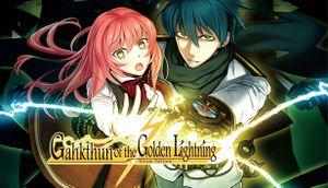 Gahkthun of the Golden Lightning Steam Edition cover