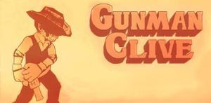 Gunman Clive cover